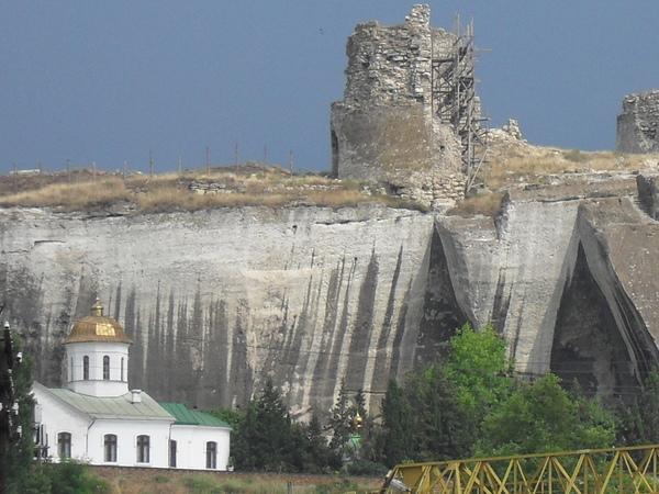 Св.Климент-вверху Каламита-Инкерман