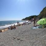 Пляжи Алупки. Какой выбрать для отдыха с детьми?