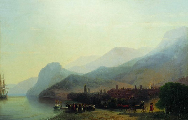 Алушта 1878
