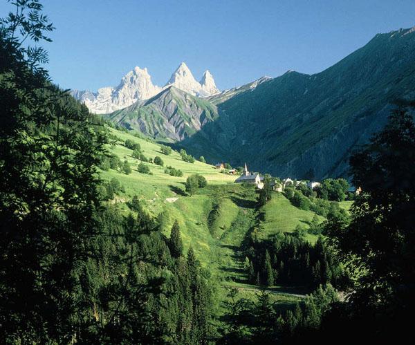 Болгарии. горы