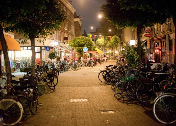 в Амстердаме=--=