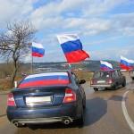 Автопробег «Крымская весна»