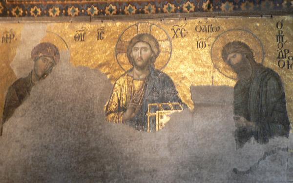1-фреска- в св.софии