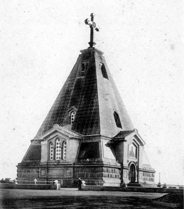 храм св-Николая в Севастополе