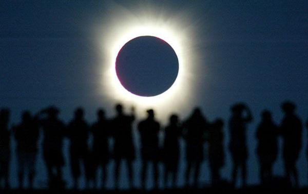 20 марта- солнечное затмение