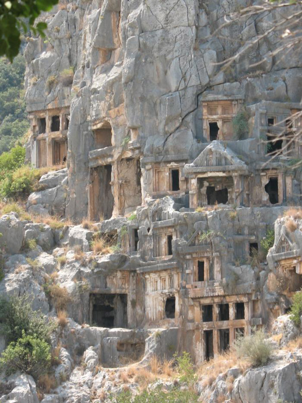 Turkey-MYRA
