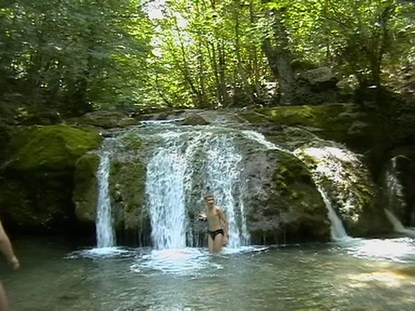 Водопад Джур-Джур=