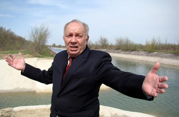 Крым покончил с водным шантажом