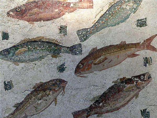 Рыбы. 2-3 в.н.э.