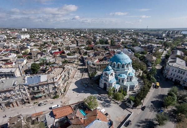 Св. Николая-вид св