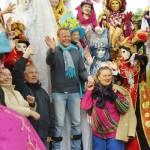 Телепередача  «Поедем, поедим!» в Евпатории