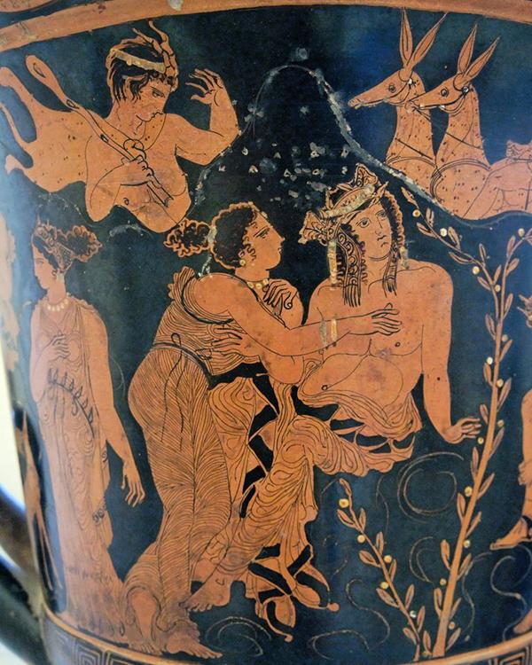Афродита и Фаон 460 г до н.э.