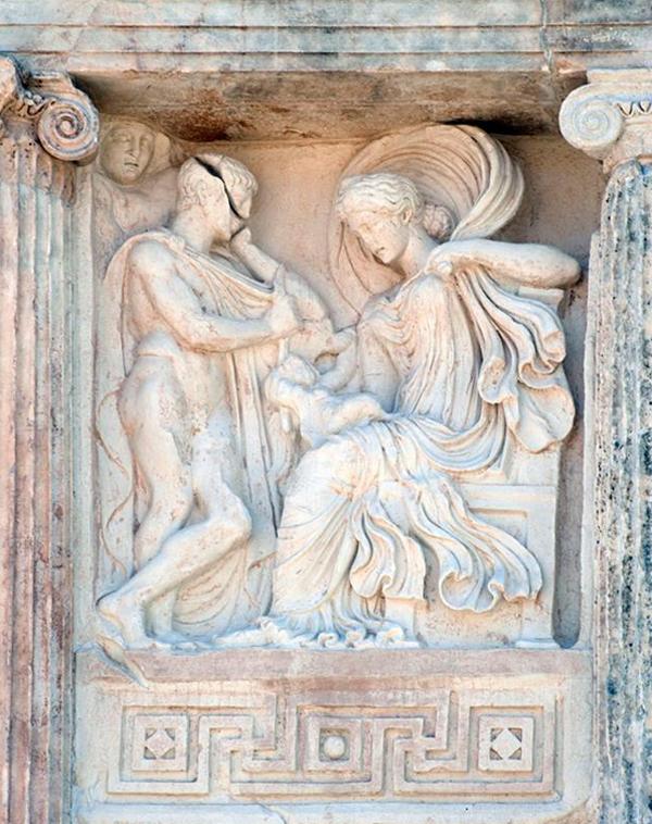 афродита и анхиос -Αφροδίτη και Αγχίσης