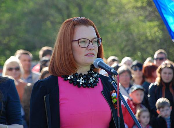 веч-Олеся Харитоненко.
