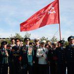 Красная Армия ответила ударом на удар