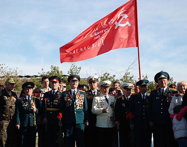 веч-ветераны Великой Отечественной