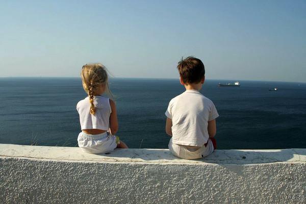 дети-море