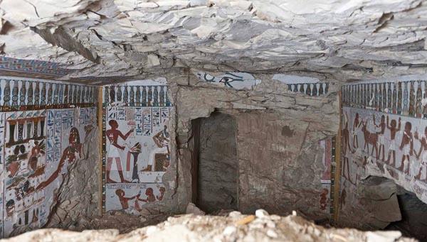 луксор-гробница