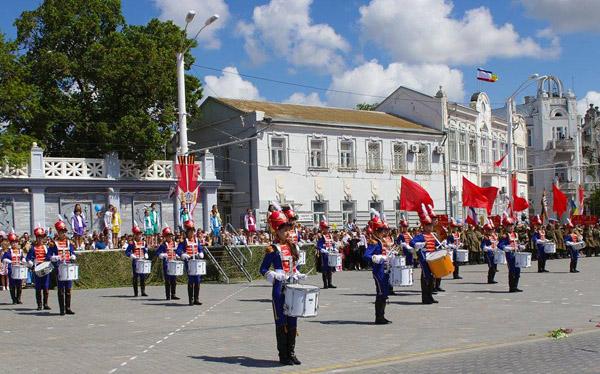 предст-парадд