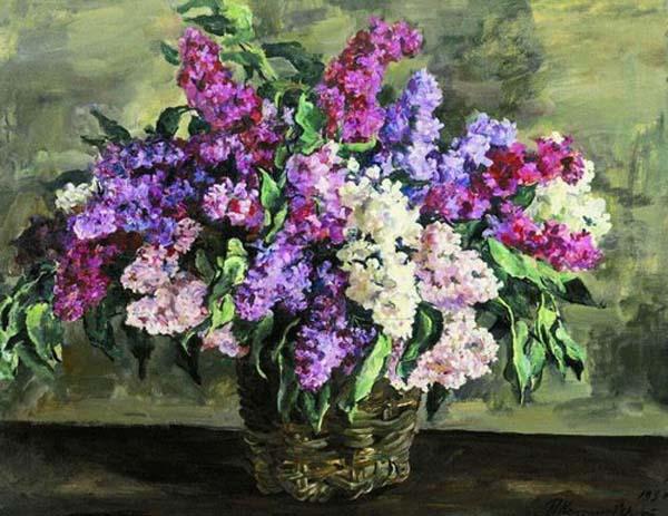 1-П. Кончаловский Сирень- (1939)