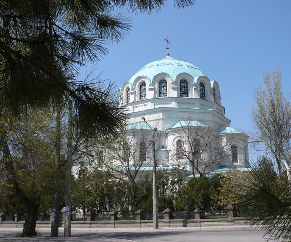 Николая собор-от Орбиты