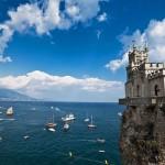 Крым — золотая середина Земли