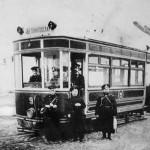 Первый междугородний трамвай в Крыму