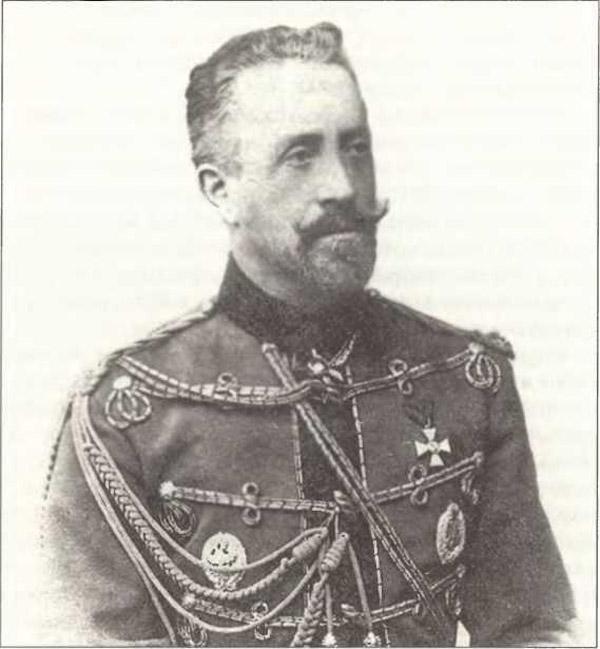 Великий князь Николай Николаевич, внук Николая I