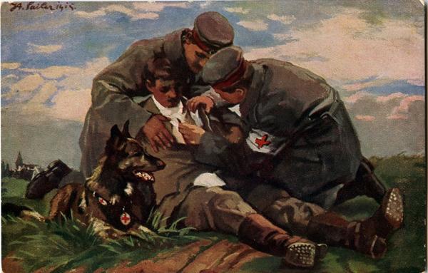 Первой мировой войны