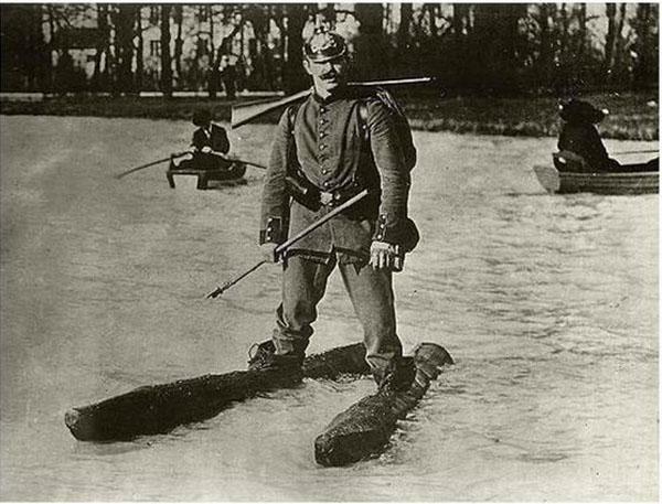арм-Водные лыжи