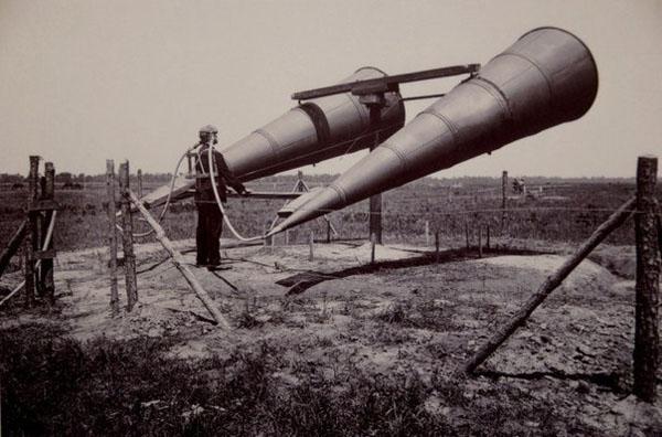 арм-подслушивающие устройство Первой Мировой войны