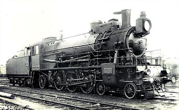 арм-1914-локомотив Лопушинский