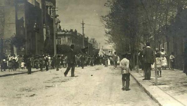 демонстрация в Евпатории