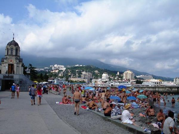 пляж-kruym
