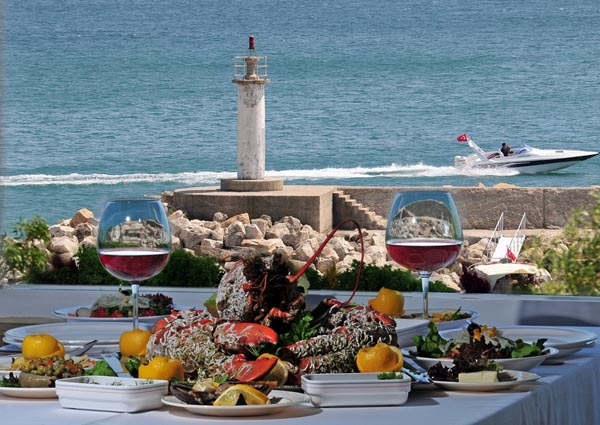 средиземноморскую кухню