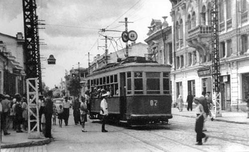 трамвай-симф