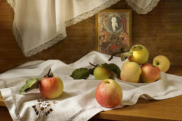 19-август-яблочный Спас