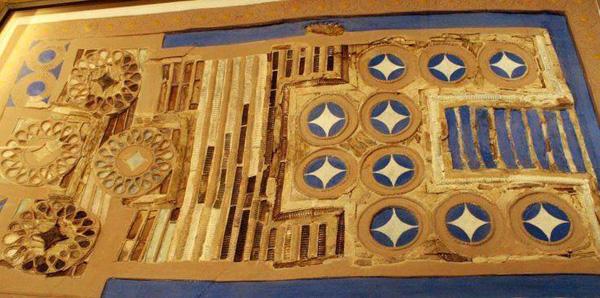Минойская настольная игра - Крит - Knososs, -1600 г. до Р. Х.