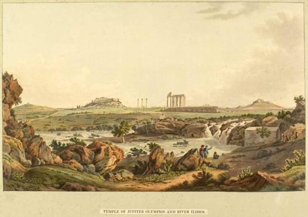 Юпитера олимпийского храм