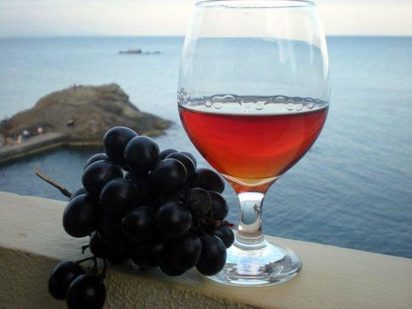 вино-в бокале