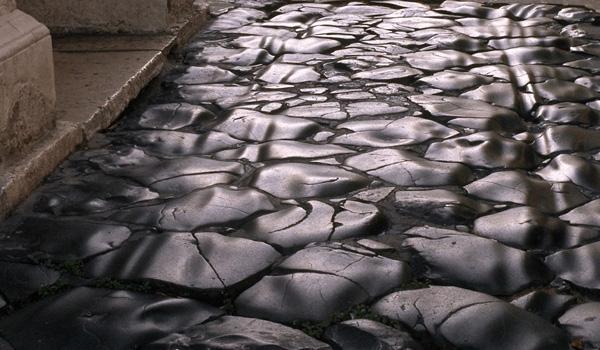 дорога, построенная в 148 году до н. э.