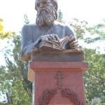 Памятник Святителю Луке в Керчи