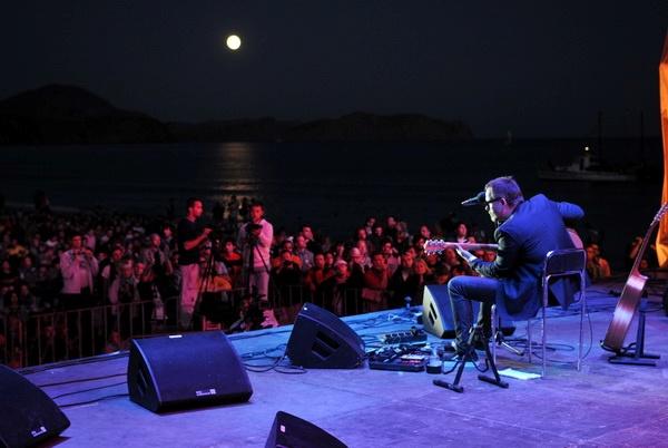Море, Луна и Джаз
