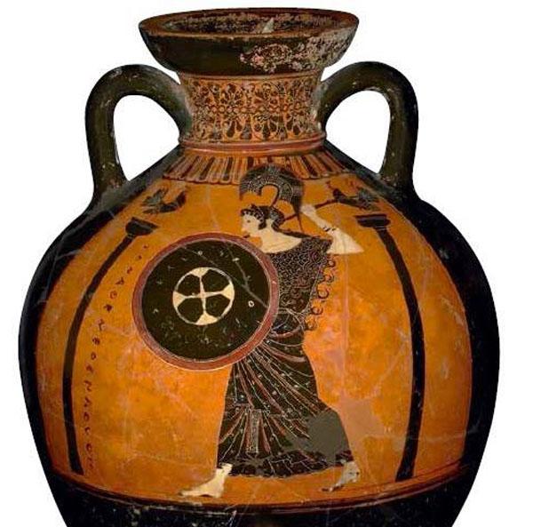 Афина пятиборье