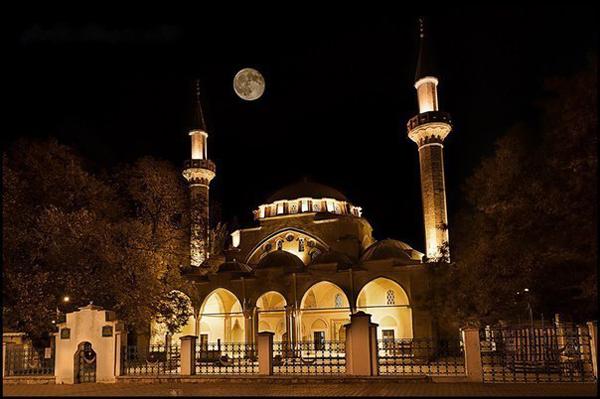 Мечеть Хан-Джами