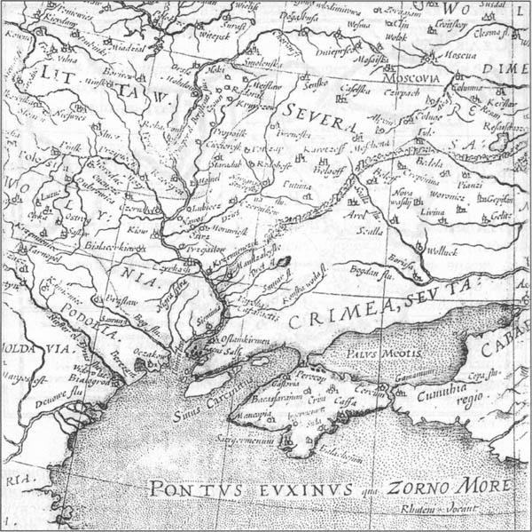 1641- путешествий Эвлии Челеби