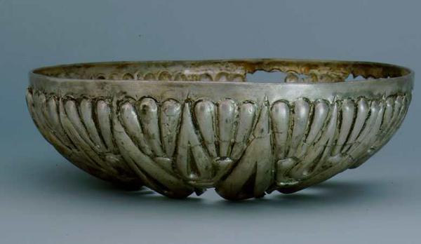 4th century BC, Adighe, aul Ulyap, kurgan 4