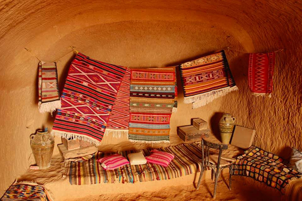 Матмата — маленький берберский городок на юге Туниса. 5
