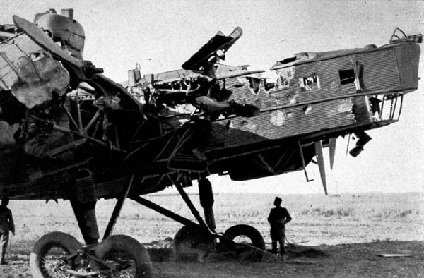 арм-рус-1941- советский 4-х моторный Crimea-