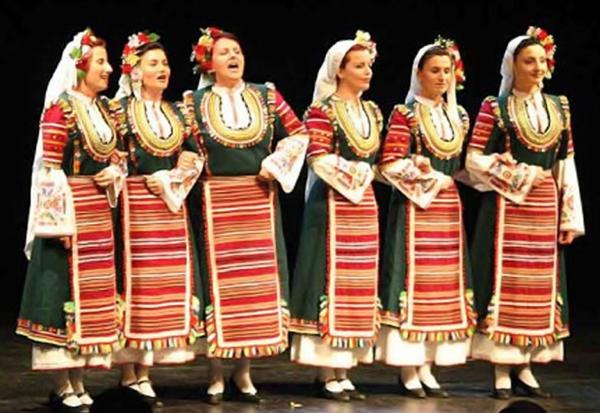 берберки на фестивале в Кавелии (Kabylie